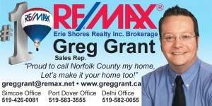 Greg Grant Business Card Info