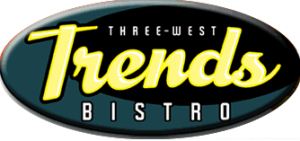 Three West Trends Bistro logo