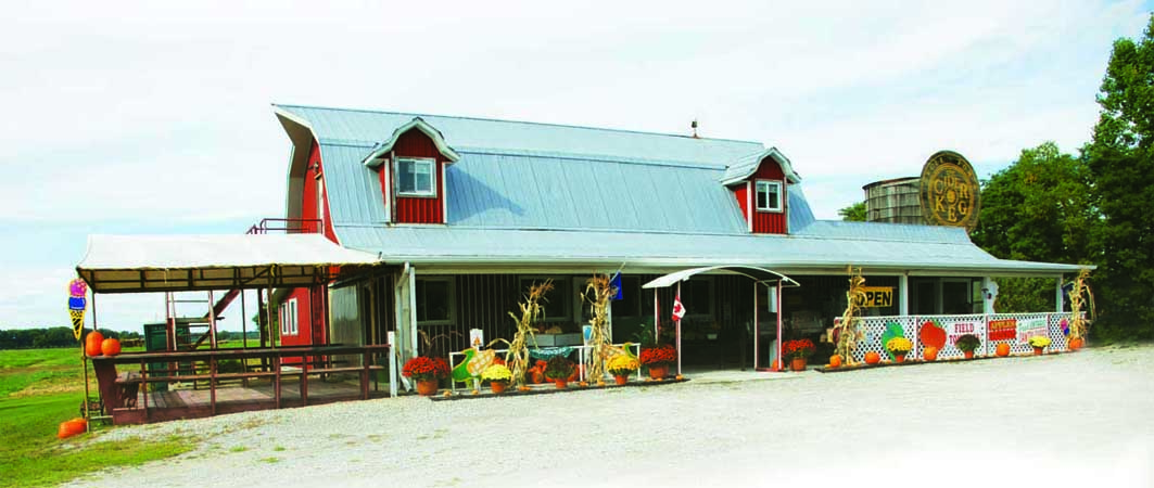 The Cider Keg Store