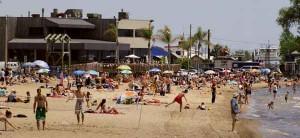 Port Dover Beach - photo by Earl Hartlen