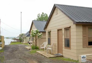 atPlay Cottages Outside