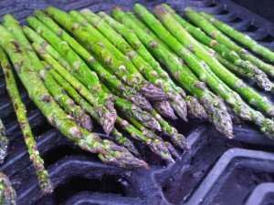Asparagus from Norfolk County