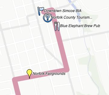 Map Start
