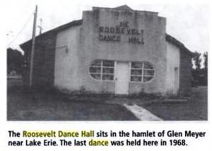 Roosevelt Dance Hall