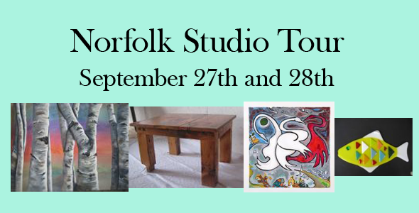 Norfolk Studio Tour Event Image