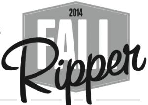 Turkey Point Mountain Bike Club Fall Ripper logo