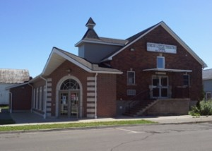 A photo of Simcoe Little Theatre at 33 Talbot St., Simcoe, On