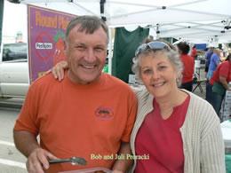 Bob and Juli Proracki