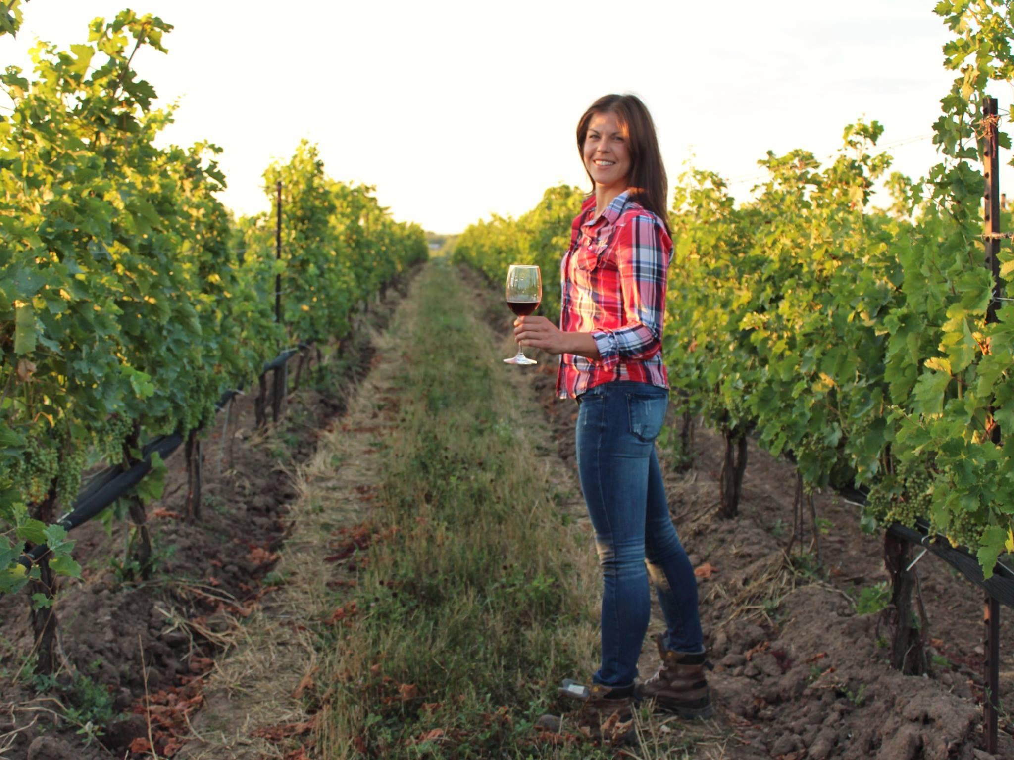 Burning Kiln Winery Appoints Head Winemaker Lydia Tomek Norfolk County Tourism