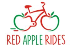Red Apple Rides logo