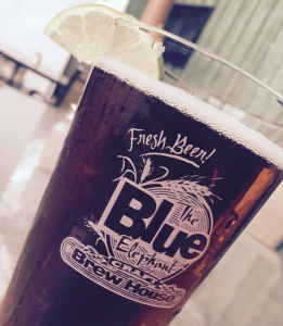Blue Elephant Beer