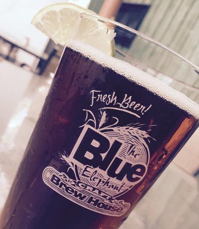 Blue Elephant Beer
