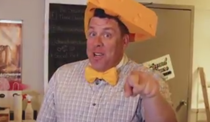 Big Cheese contest
