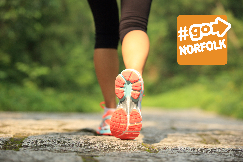 Hiking in Norfolk: #GoNorfolk