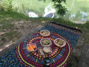 Big Creek picnic