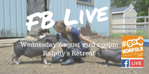 Facebook Live Aug 23 Ralphy's