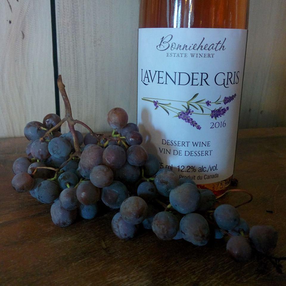 Bonnieheath Lavender Gris