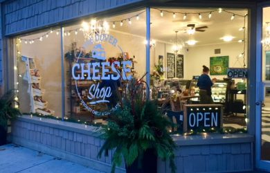 Dover Cheese Shop new location