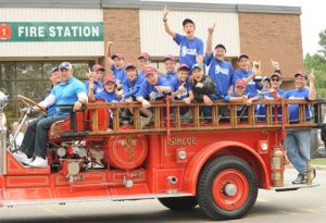 Bickle fire engine