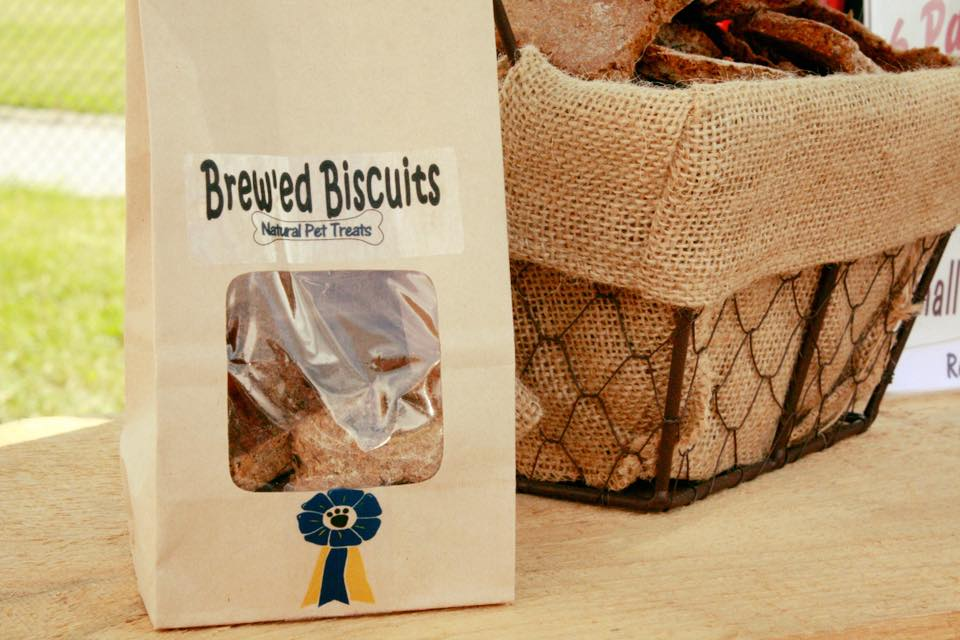 Brew'ed Biscuits