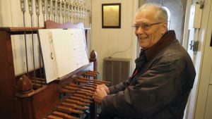 Carilloneur Jim Nicholls Norfolk County
