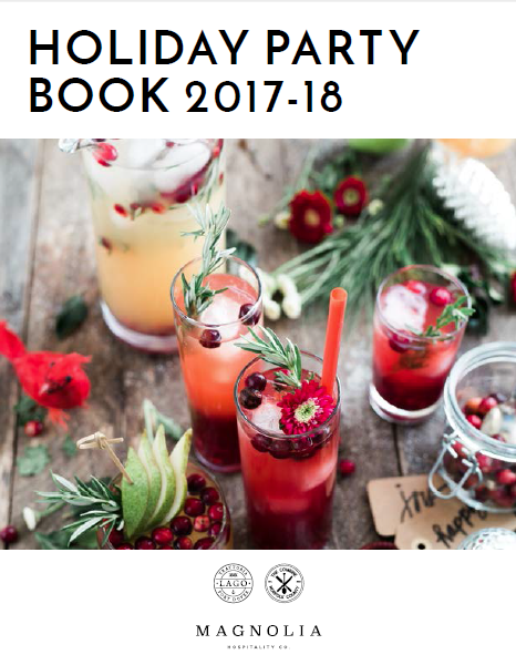 Holiday Party Book