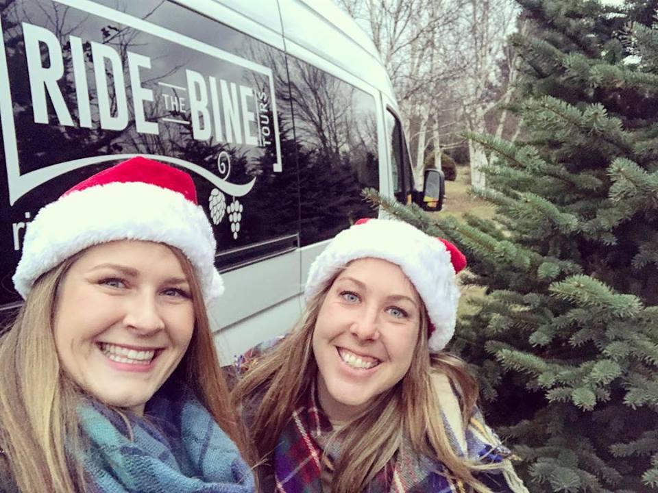 Ride the Bine Christmas