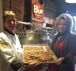 Heather Barb Two Spent Grains Dog Treats