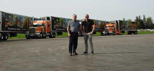 Scotlynn Trucks Take Norfolk To Gta Norfolk County Tourism