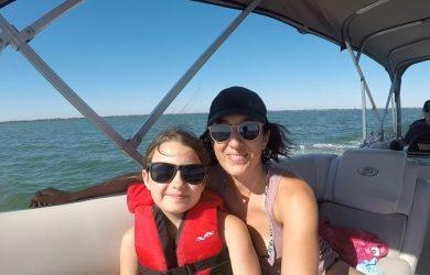 Boat Cruise Lake Erie