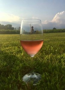 Yoga at Burning Kiln Winery
