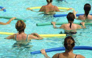 GoNorfolk pool exercise
