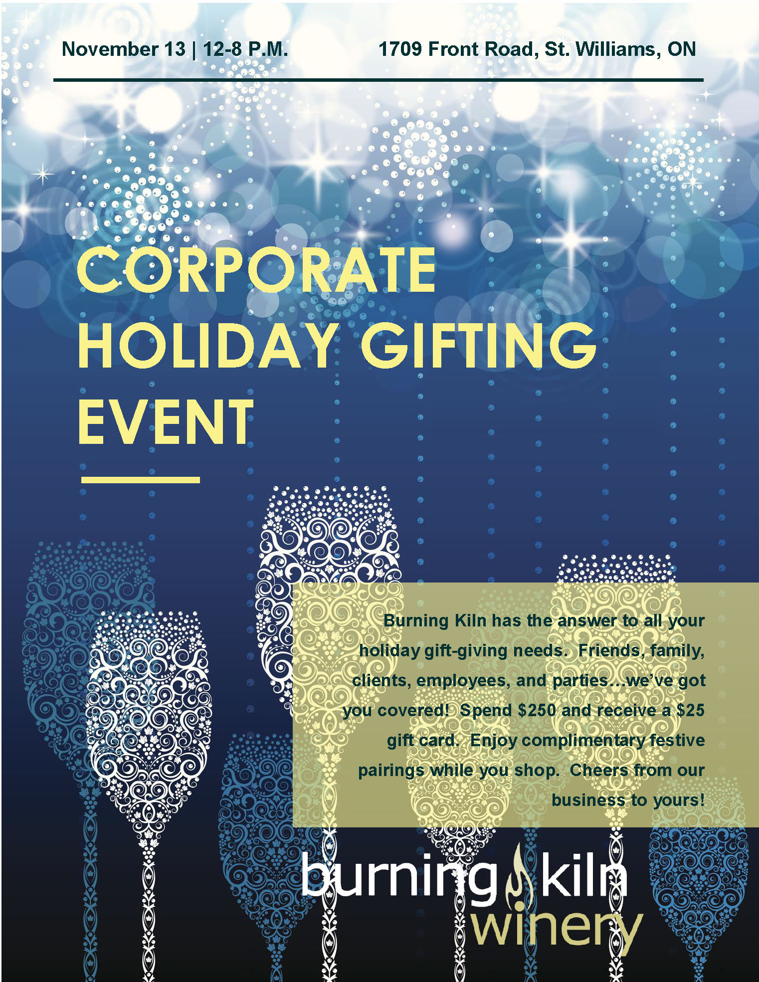 Holiday Gifting Event