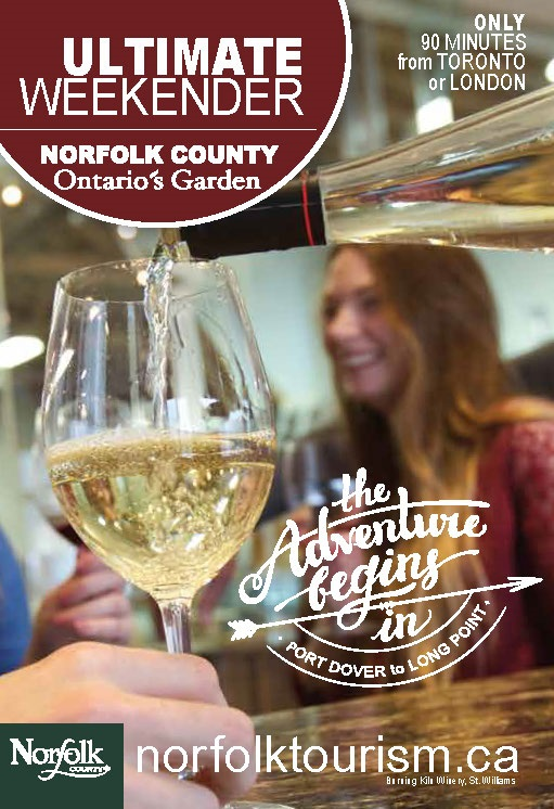 The Ultimate Weekender. Norfolk County Fall Events and happenings!