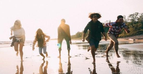 Beach race