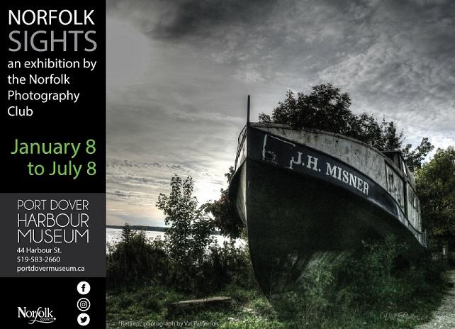 Norfolk Sights Exhibit