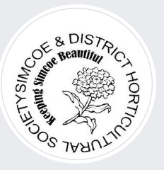 Simcoe & District Horticultural Society Logo