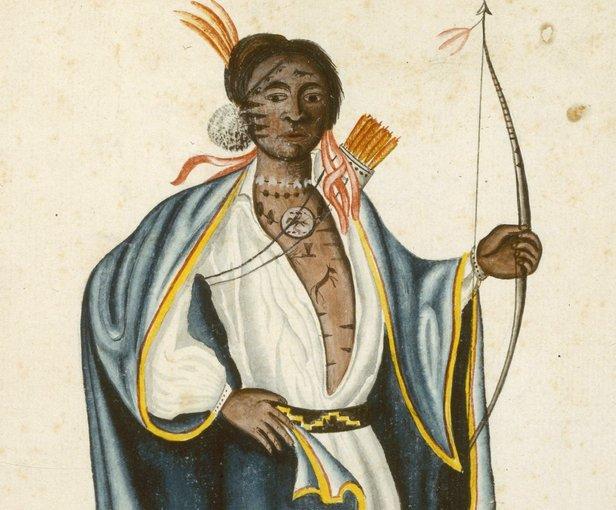 Nipissing Warror 1717