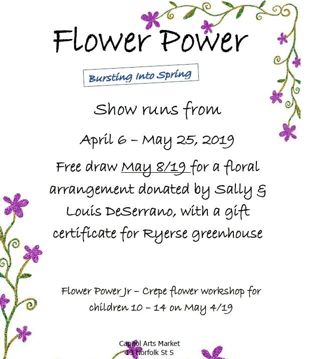 9e8c375e65 Flower Power – Celebrate Spring | Norfolk County Tourism