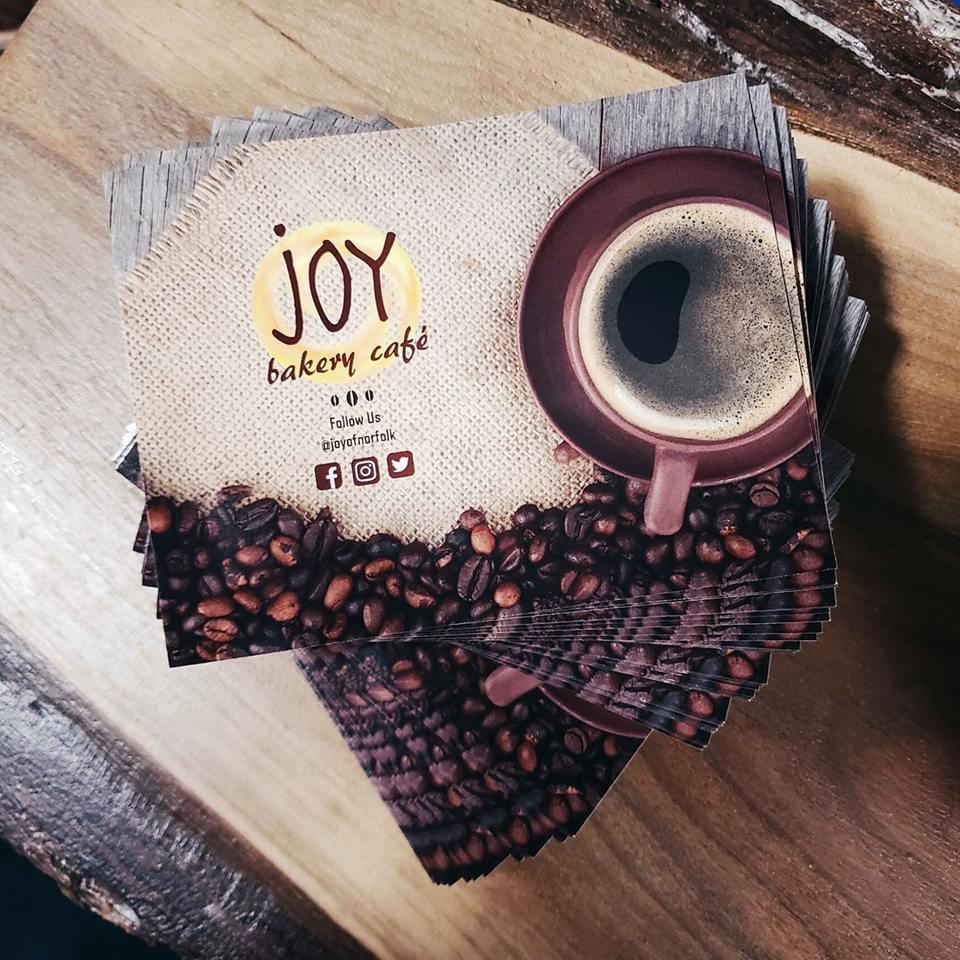 Joy Cafe News