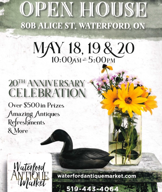 Waterford Antique Market - Open House