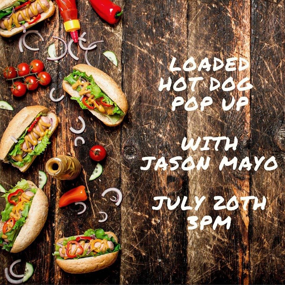 Hot Dog Pop Up Event