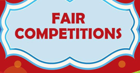 Norfolk County Fair Competitions Open
