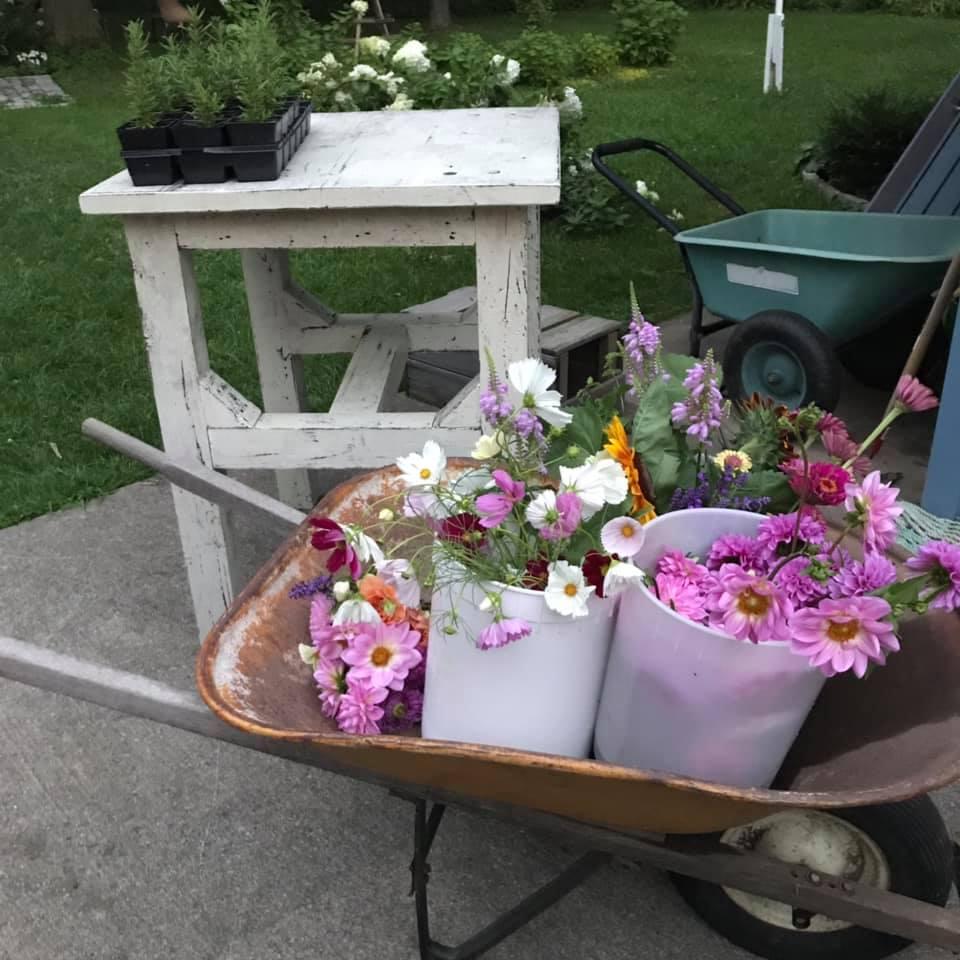 Flower Fundraiser for Bayfest