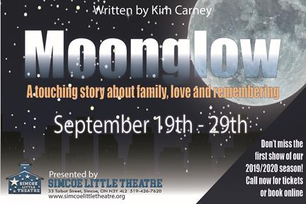 Simcoe Little Theatre Presents Moonglow