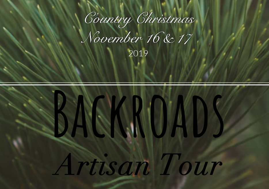 Backroads Artisan Tour