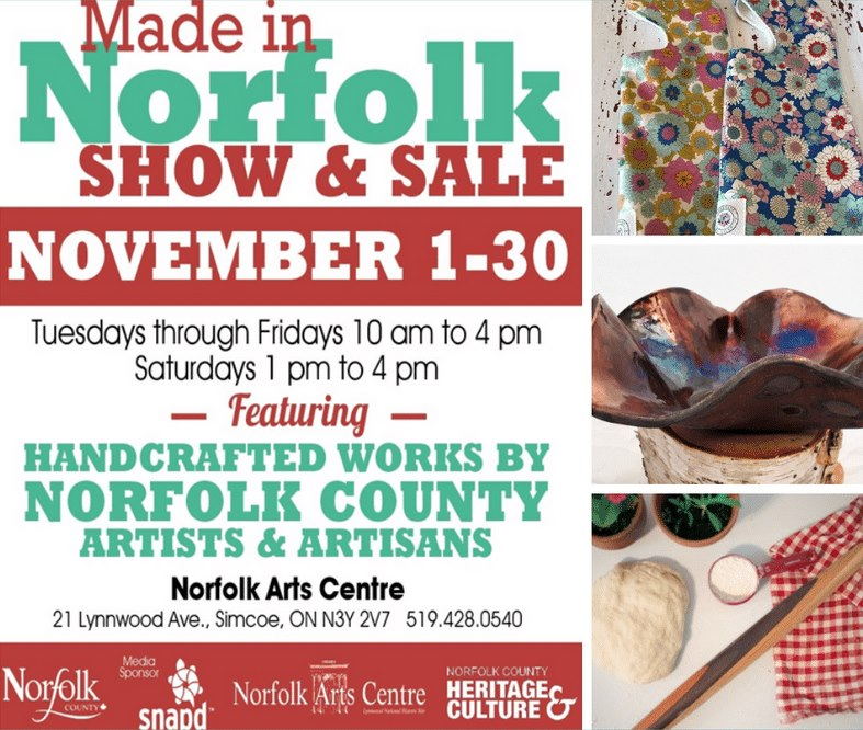 Made In Norfolk Show and Sale