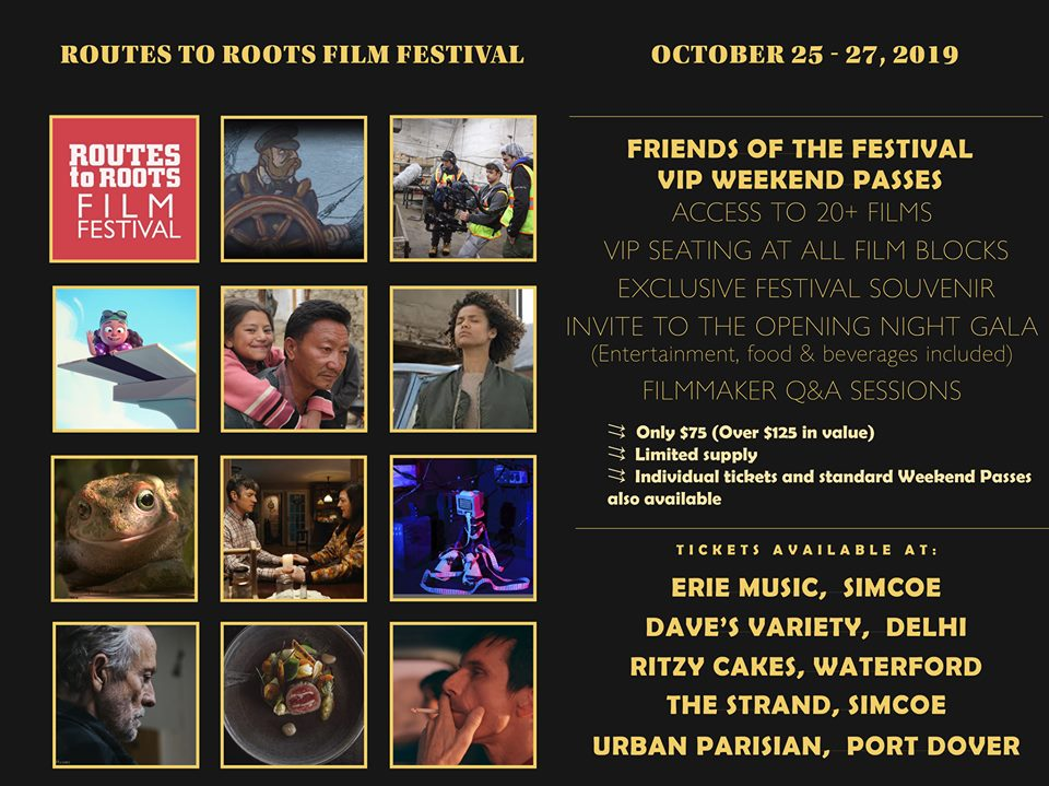 Routes to Roots Film Festival