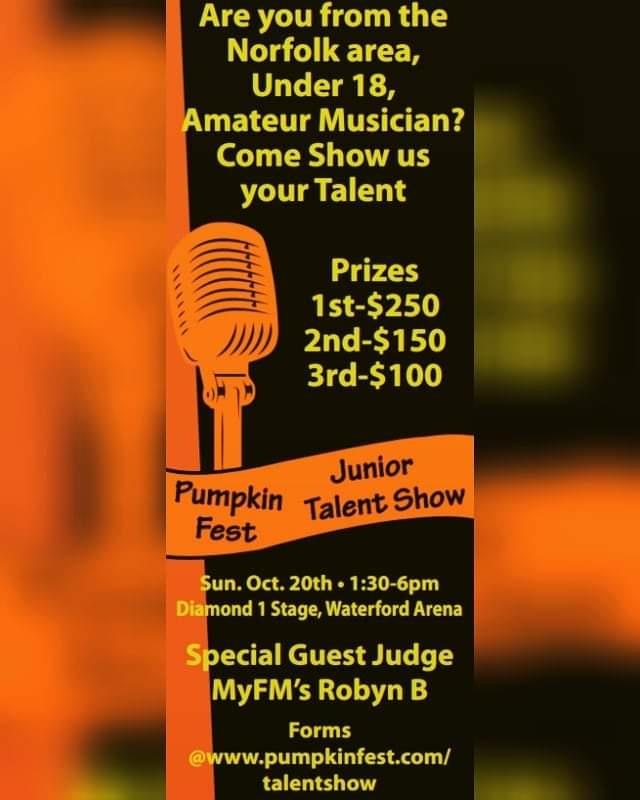 Pumpkinfest Junior Talent Show