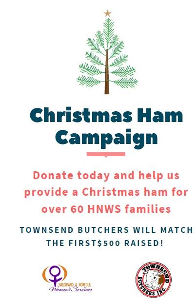 Christmas Ham Campaign